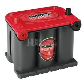 Bateria Optima RED TOP  RTU 3.7 AGM 12 Voltios 44 Amperios
