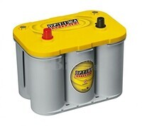 Bateria Optima YELLOWTOP  YTR 3.7  AGM 12 Voltios 48 Amperios