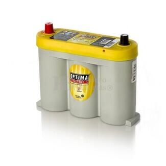Bateria Optima YELLOWTOP  YTS 2.1  AGM 6 Voltios 55 Amperios