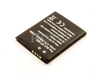 Batería CAB3120000C1 para teléfonos Alcatel ONE TOUCH XTRA, OT-602
