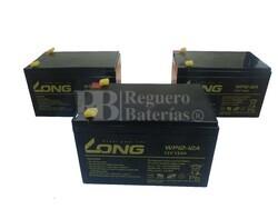 Baterías Patinete Roan 500W 36 Voltios 12 Amperios