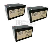 Baterías Patinete Roan 1000W 36V R6,5 36 Voltios 15 Amperios