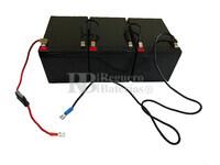 Kit 36 Voltios 12 Amperios para Scooter Eléctricos con Conexiones