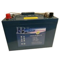 Batería 12 voltios 100 Amperios para embarcación Haze MR12-100