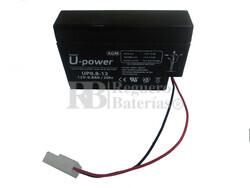 Batería para Alarma ADT 7603 12 Voltios 0,8 Amperios