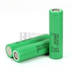 Baterías para Mod ELEAF ISTICK TRIA 300W