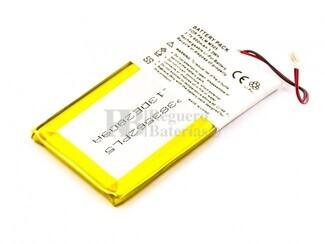 Batería Palm m500, m505, m515, Li-Polymer, 3,7V, 900mAh, 3,3Wh