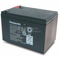 Batería 12 Voltios 16 Amperios Panasonic LC-PA1216P1