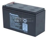 Batería 12 Voltios 7,2 Amperios Panasonic LC-R127R2PG