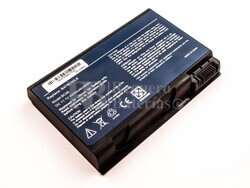 Batería para ACER ASPIRE 3103WLCIF, ASPIRE 3103WLCI, ASPIRE 3103, ASPIRE 3100, TRAVELMATE 2492NLMI