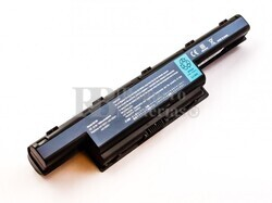 Bateria Máxima Duración para ACER Aspire 4251, 4738, Li-ion, 10,8V, 7800mAh, 84,2Wh, Negro