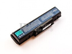 Bateria para ACER Aspire 4310 series, Li-ion, 11,1V, 6600mAh, 73,3Wh, Negro