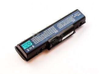 Bateria para ACER Aspire 4310 series, Li-ion, 11,1V, 7800mAh, 86,6Wh, Negro