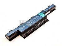 Batería de larga duración para ACER Aspire 5336, Aspire 5336-2281, Aspire 5336-2283, Aspire 5336-2524