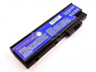 Batería de larga duración para Acer Aspire 5600, Aspire 5600AWLMi, Aspire 5601AWLMi, Aspire 5602WLMi, Aspire 7000