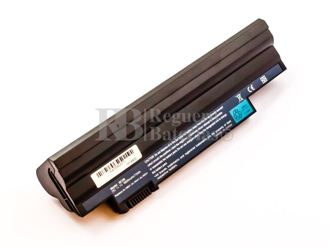 Bateria Para ACER Aspire One D255 522 722Aspire One