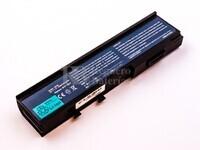 Batería para Acer TRAVELMATE 6292-6059, TRAVELMATE 6492, TRAVELMATE 6492-601G16N,TM 2424 WXMi