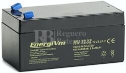 Batería para Alarma de 12 Voltios 3,2 Amperios MV1232