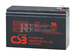 Batería para Alarma de 12 Voltios 6,5 Amperios HR1224W