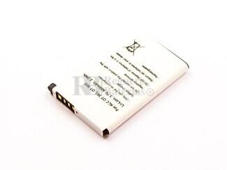 Batería CAB3010010C1, para teléfonos ALCATEL One Touch 280, 303A