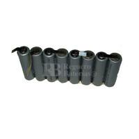 Batería para Analizador de Cable Pentascanner  MICROTEST 2938-2003-01 9.6 Voltios 2.200 mah