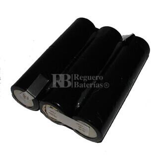 Batería para Analizador de gases MRU Spectra 1600 7,2 Voltios 3.000 mah