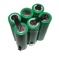 Batería para Analizador de Vibración VIBSCANNER VIB 5.425 7.2 Voltios 2.200 mah