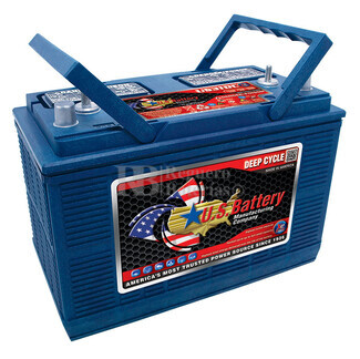 Bateria para apilador 12 voltios 130 Amperios C20 330x171x238 mm US Battery US31DCXC