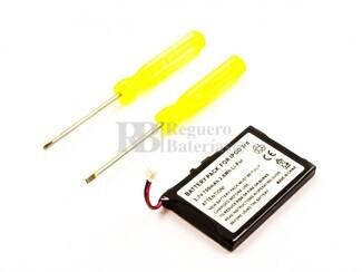 Batería para Apple iPod 3G, M9245LL-A,M8948LL-A,M9244LL-A