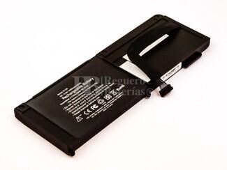 Batería para Apple MacBook 15 Pulgadas A1321, 661-5211, 661-5476