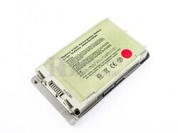 Bateria para Apple PowerBook G4 12 Pulgadas, A1022, A1079, 661-2787, A1060, M8984G, M9324G, 661-3233