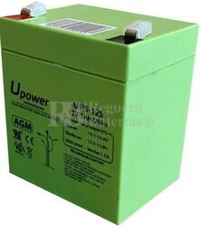 Batería para Ascensor 12 Voltios 5 Amperios UP5-12
