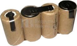 Batería para Aspirador AEG AG64x 4,8 Voltios 3.000 mah
