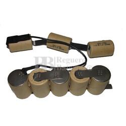 Batería para Aspirador AEG, Electrolux ,AG813 ,CT96 9,6 Voltios 2.000 mah