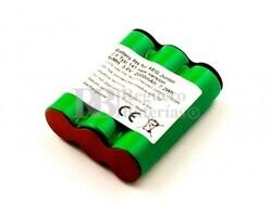 Batería para Aspirador AEG Junior 2.0 Typ 141 NiMH 3,6V 2000mAh