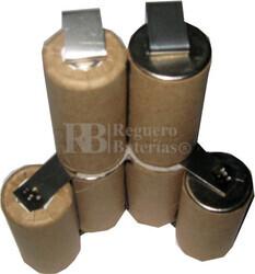 Batería para Aspirador Black&Decker Dustbuster CV7205 7,2 Voltios 3000 mah