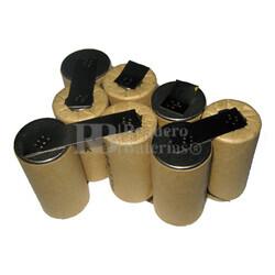 Batería para Aspirador Black&Decker Dustbuster DV9605 9,6 Voltios 3.000 mah