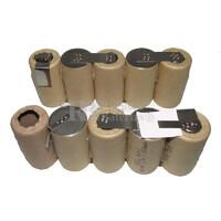 Batería para Aspirador Black&Decker Dustbuster Flexi PD 1080  10,8 Voltios 3.000 mah