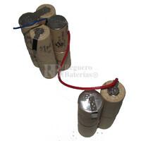Batería para Aspirador Black&Decker Dustbuster Pivot  14,4 Voltios 3.000 mah