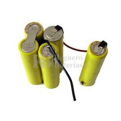 Batería para Aspirador Black&Decker Dustbuster Pivot PV1205B 12 Voltios 3.000 mah