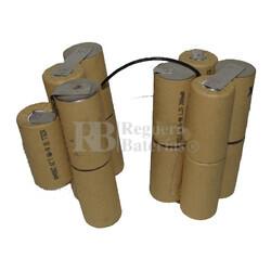 Batería para Aspirador Black & Decker Dustbuster Pivot PV1805CN 18 Voltios 3.000 mah