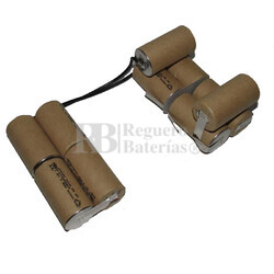 Batería para Aspirador Black&Decker V1250 12 Voltios 3.000 mah