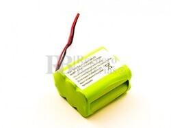 Batería para Aspirador Dirt Devil Libero M678 ,7,2V, 1500mAh