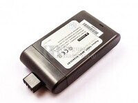Batería para aspirador DYSON DC16, Li-ion, 21,6V, 1500mAh, 32,4Wh