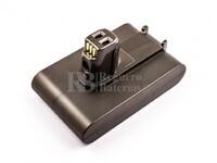 Batería para aspirador DYSON DC31, Li-ion, 22,2V, 1500mAh, 33,3Wh
