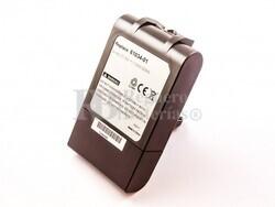 Batería para aspirador DYSON DC62, Li-ion, 21,6V, 1500mAh, 32,4Wh