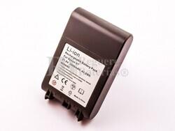 Batería para Aspirador Dyson V7, Li-ion 21,6V 2000mAh