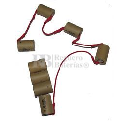 Batería para Aspirador Electrolux Ergorapido 2 en 1 9,6 Voltios 2.000 mah