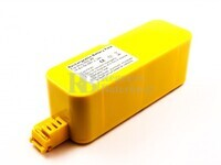 Batería para aspirador iRobot Roomba Serie 400 NiMH, 14,4V, 3300mAh