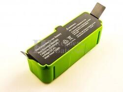 Batería para Aspirador iRobot Roomba 966 Li-ion 14,4V 5200mAh